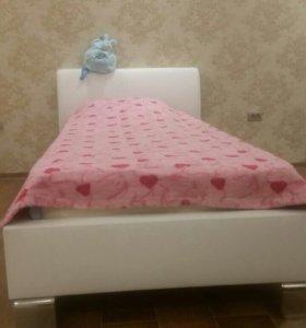 Односпальная кровать 2 шт