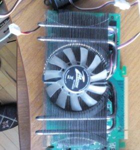 Видеокарта NVIDIA GeForse9600GT(PCI-E 16)256b512Mb