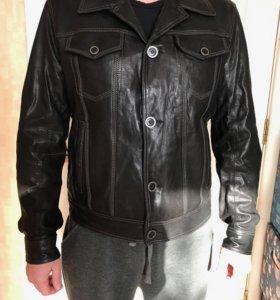 Кожаная куртка Emilio Mazzini
