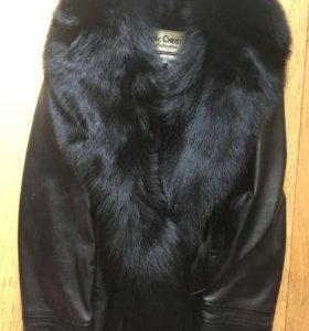 Куртки кожа/экокожа