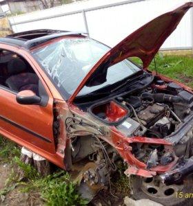 Peugeot 206 купе