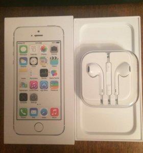 Оригинальная проводная гарнитура Apple EarPods