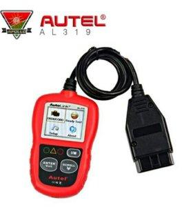 Автосканер Autolink AL319
