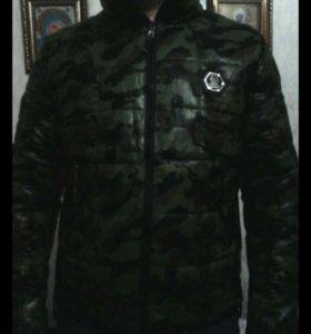 Продаю  мужскую куртку. . Обмен.