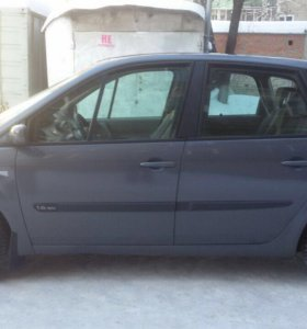 Renault scenic 1.6 МТ 2006г