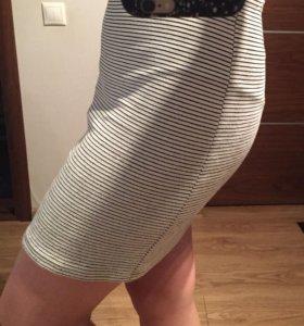 юбка карандаш бершка