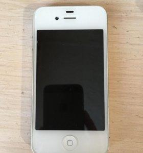 iPhone 4 на 8gb