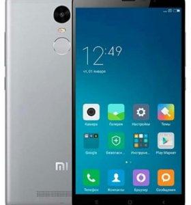 Новые Xiaomi Redmi Note 3 Pro 3/32