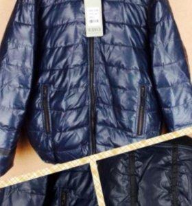 Новая куртка M-L-XL (48-52)