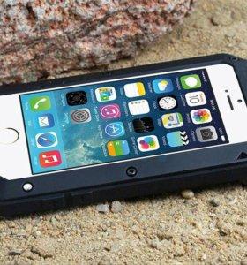 бронированный чехол Iphone 5,5s.