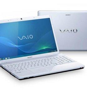 Ноутбук Sony vaio sve151j11v