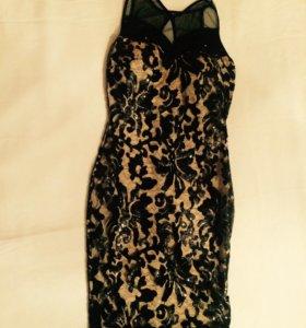 Платье ( рыбка)