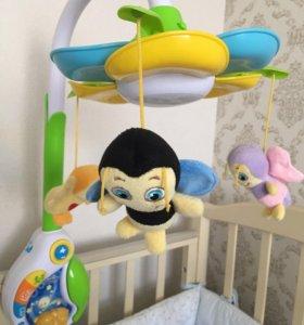 Музыкальная мобиль Baby Clementoni