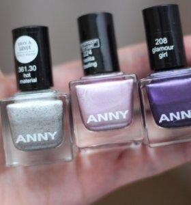 Набор лаков Anny