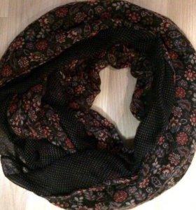Новый шарф camaieu