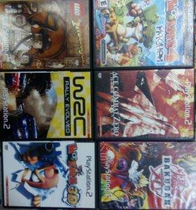 Игры Sony PlayStation 2