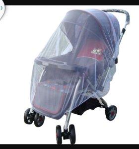 Маскитная сетка для детской коляски