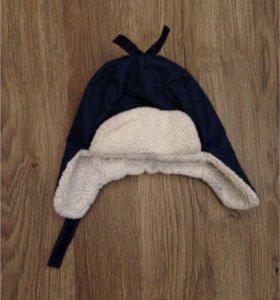 Продаю шапку(почти новая)