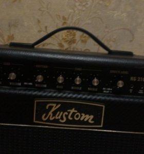 Гитарный усилитель (комбик) Сustom KG210FX