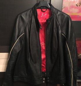 Куртка,нат.кожа,р 48-50