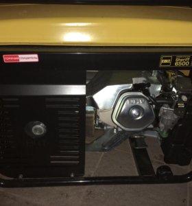 Генератор бензиновый Colt sheriff 6500