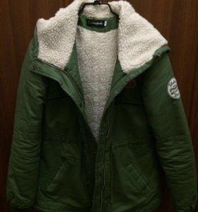 Женская парка, куртка