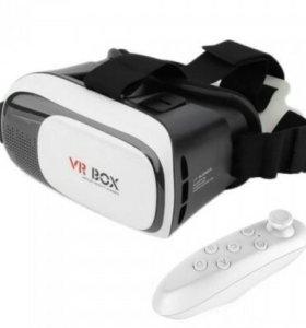 Очки виртуальной реальности- VrBox 2.0 + джойстик