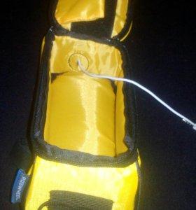 Велосипедная сумка Roswheel.