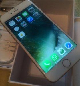 iPhone 6 16 золотой
