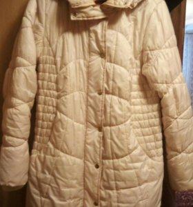 Куртка для беременной Буду мамой