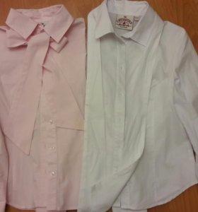 Две рубашки для девочки