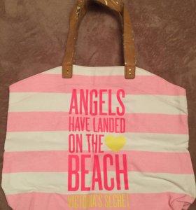 Новая пляжная сумка Victoria's secret