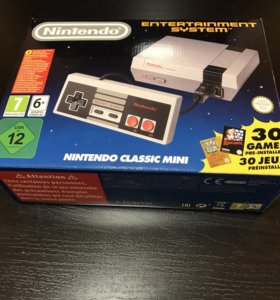 Nintendo NES mini classic Dendy
