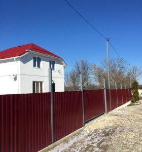 Новый дом в ст.Гостагаевская