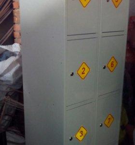 Шкаф для хранения вещей в магазин