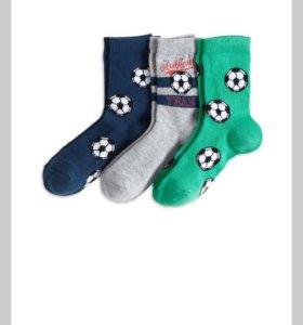 Новые детские носки Lindex
