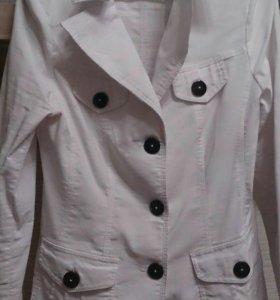 Стрейчевый пиджак