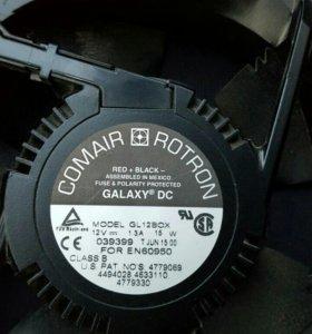 Вентилятор бу Comair rotron GL12BOX