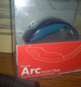 Новая мышка microsoft arc беспроводная