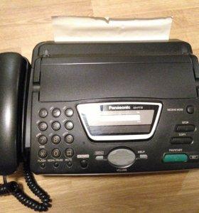 Факсы Panasonic, Sharp