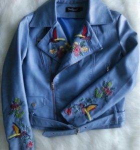 Куртка косуха. Новая