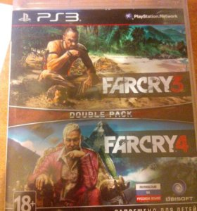 Farcry3,4 (PS3)