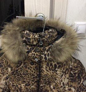 Зимняя куртка  Barelli на 8 лет