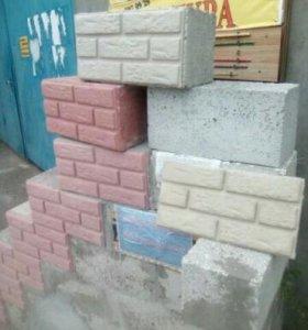 Облицованные тёплые блоки