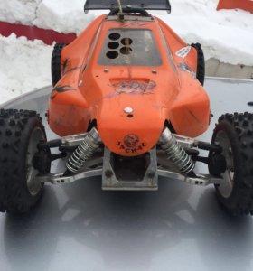 Бензиновая Р/У модель