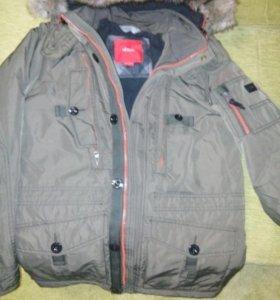 Куртка зимняя муж. Размер S