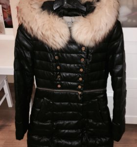 Пальто зимнее и очень тёплое