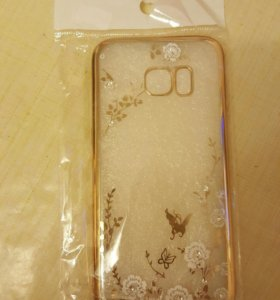 Чехол на Samsung Galaxy S7 edge
