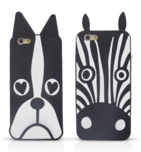 Чехол зебра iphone 4 Marc jacobs