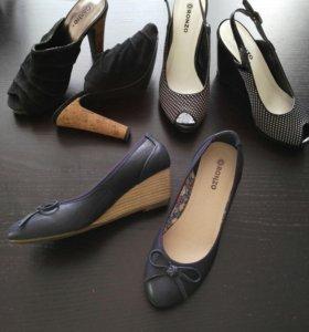 Новая женская обувь - туфли, босоножки